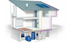 Дизельное топливо в загородном доме