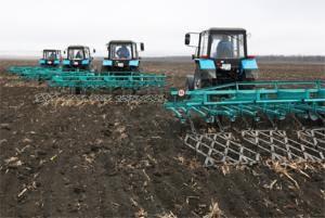 Дизтопливо в сельском хозяйстве